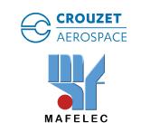 Crouzet Aaerospace Logo & Mafelec Logo