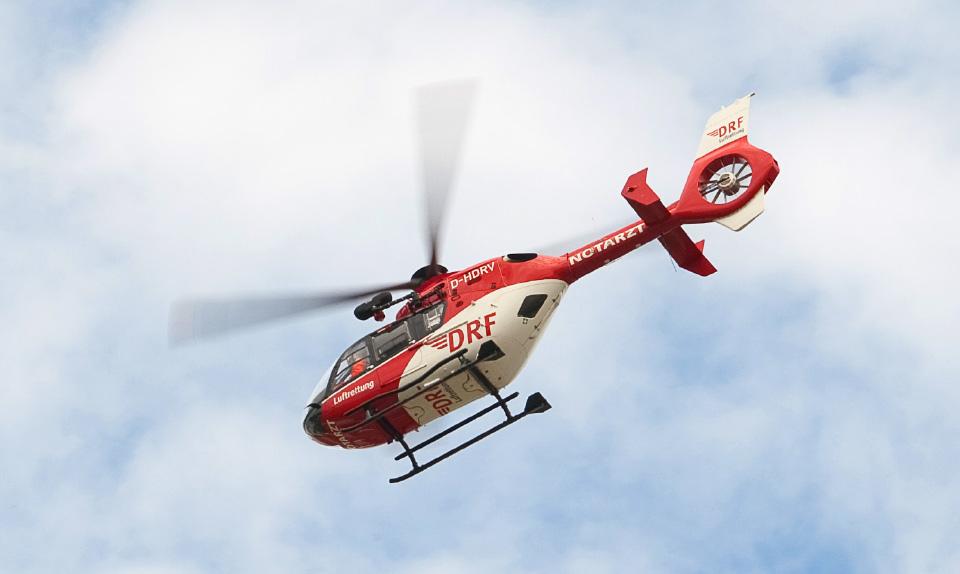 Helikopter Entrak